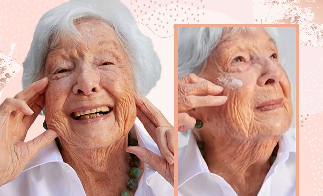 99-year-old-US-woman-features-as-model-for-beauty-brand