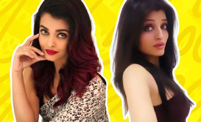 Aishwarya-Rai-doppelganger-Aashita-Singh-catches-internet's-fancy