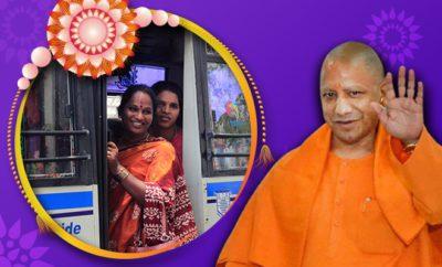 Uttar-Pradesh-CM-Yogi-Adityanath-offers-free-bus-rides-to-women-on-'Raksha-Bandhan'