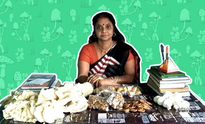 Woman-in-Bihar's-Gopalganj-brings-mushrooms-cultivation-home