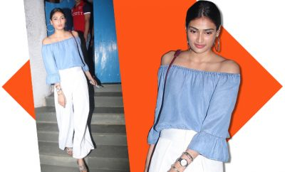 Get The Look_Athiya Shetty at Olive_Hauterfly
