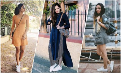 Indian Bloggers Styling Sneakers_Hauterfly