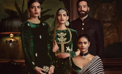 Sabyasachi_India Couture Week 2016_Hauterfly