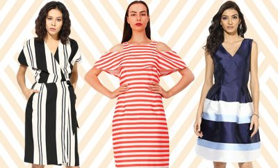 10 Striped Dresses That You Will Need Right Now_Hauterfly