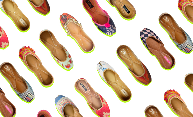 15 Juttis To Incorporate In Your Shoe Closet_Hauterfly