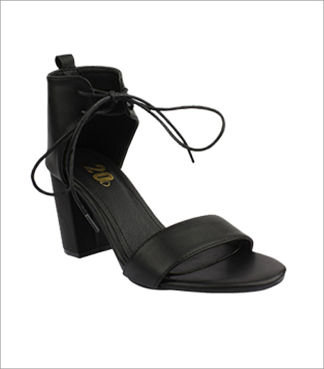 20 Dresses Black Sandals_Hauterfly