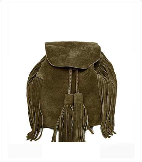 ASOS Mini Suede Fringed Backpack_Hauterfly