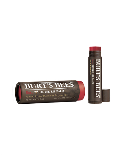 Burt's Bees Tinted Lip Balm in Rose_Hauterfly