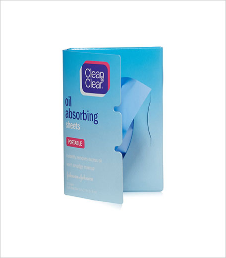 Clean & Clear Instant Oil-Absorbing Sheets