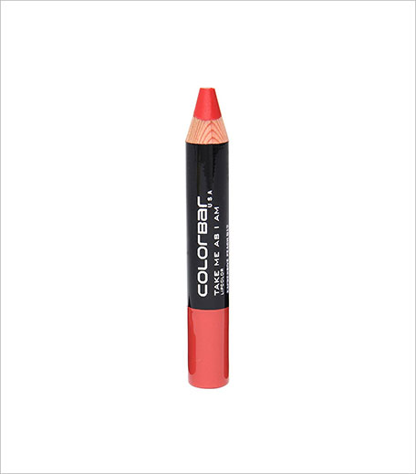 Colorbar Take Me As I Am Lipstick in Peachy Pink_Hauterfly-1