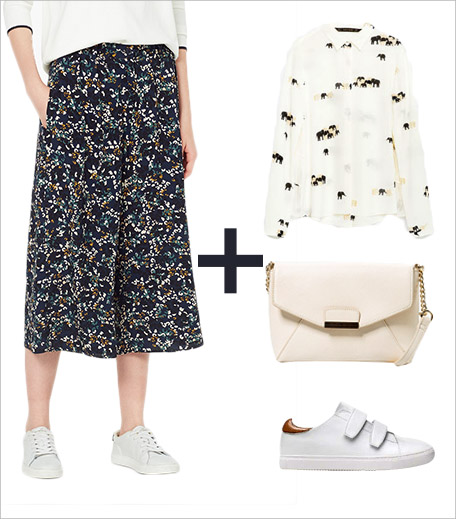 Culottes Casual_Hauterfly