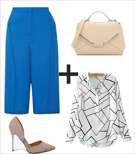 Culottes work _Hauterfly1
