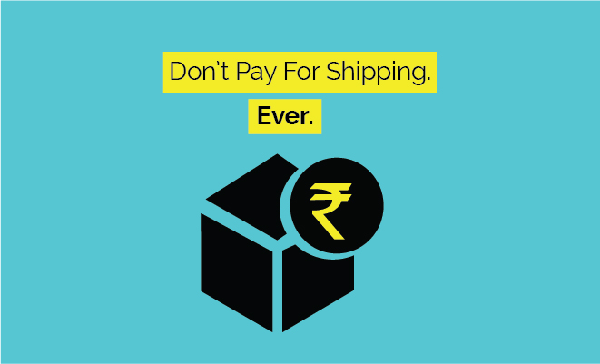 Don't pay for shipping_Hauterfly