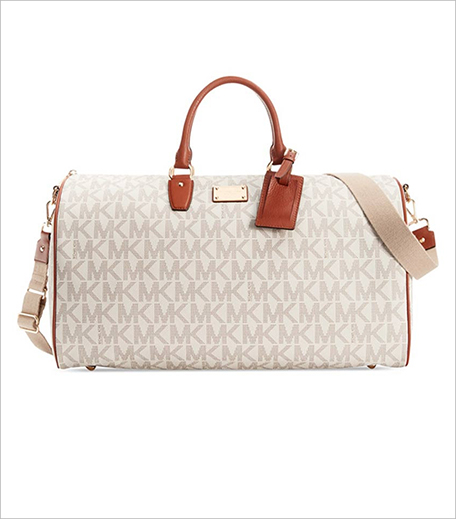 Michael Kors Signature Weekend Bag_Hauterfly