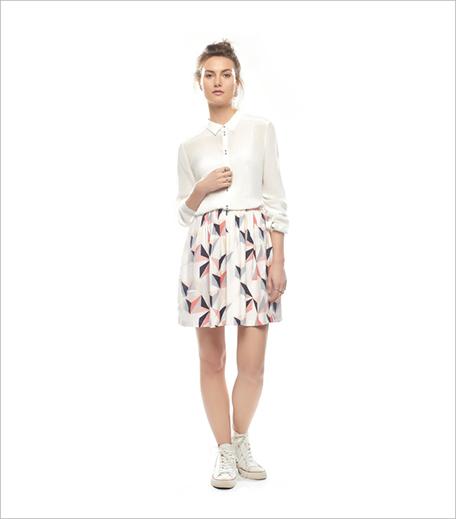 STYLISTA SELECT Basic white shirt_Hauterfly