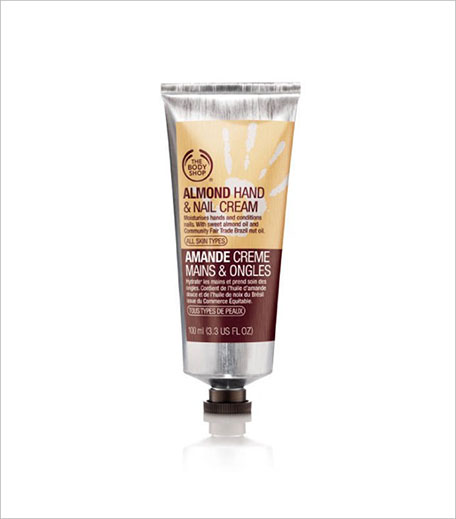 The Body Shop Almond Hand & Nail Cream_Hauterfly-1