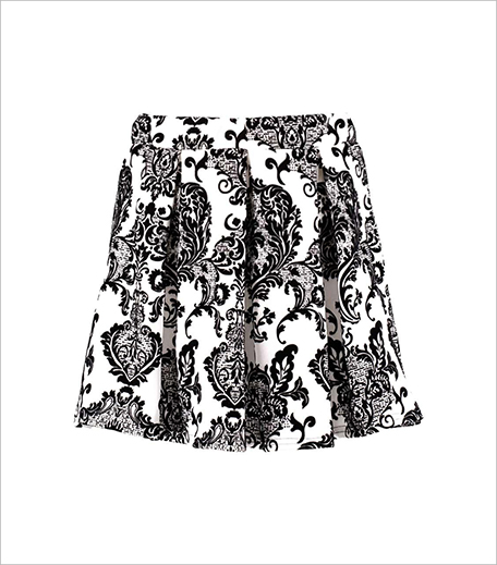 Boohoo MILA BOX PLEAT SKATER SKIRTS_Hauterfly