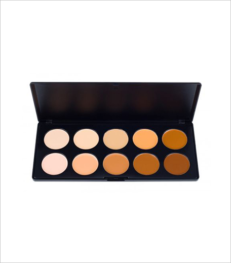 Coastal Scents Professional Camouflage Concealer Palette_Hauterfly