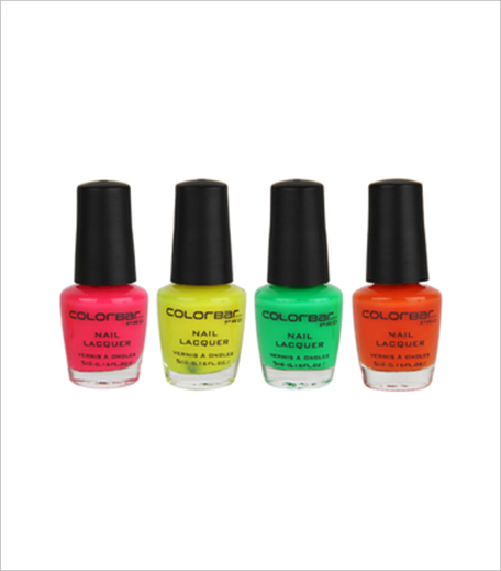 Colorbar Nail Lacquer Pro Mini Collection-Pop Heart_Hauterfly