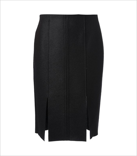 DONDUP Side Detail Skirt_Hauterfly