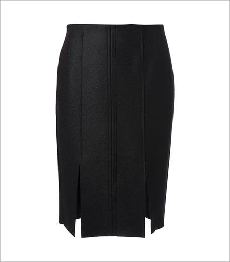 DONDUP Side Detail Skirt_Hauterfly