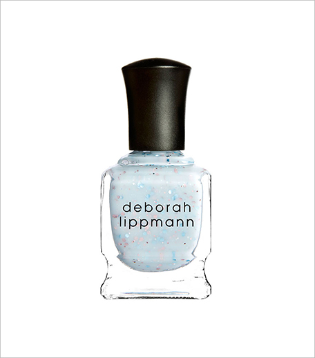 Deborah Lippmann Glitter Nail Color in Glitter And Be Air_Hauterfly