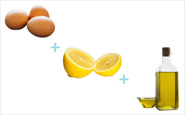 Egg HairMask_Hauterfly