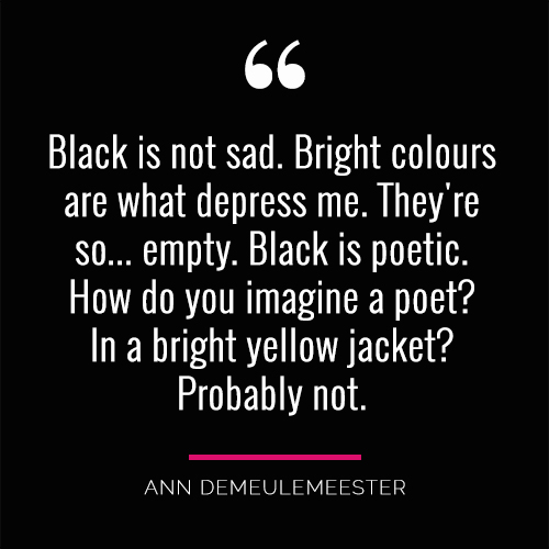 Black Love Quotes And Pictures Awesome 48 Fashion Quotes That Will Deepen Your Love For Black Hauterfly