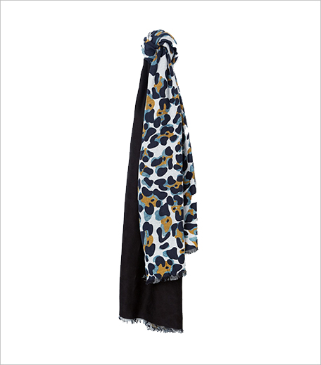 Hauterfly_Mango Printed Cotton Scarf