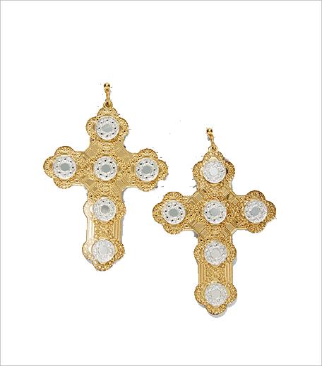 I Still Love You NYC Luxe Cross Earrings_Hauterfly