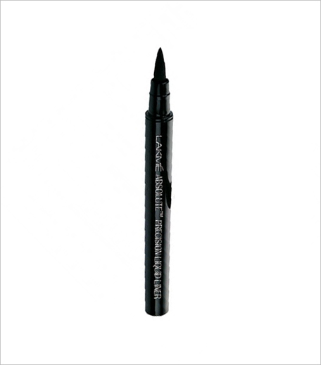Lakme Absolute Precision Liquid Liner Black_Hauterfly