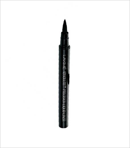 Lakme Absolute Precision Liquid Liner Black_Hauterfly