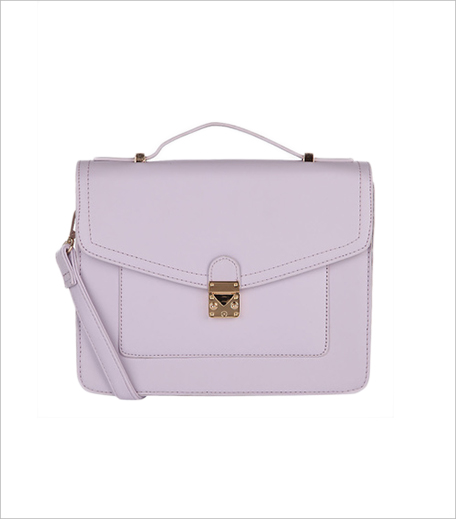 Miss Bennett London Structured Satchel bag_Hauterfly