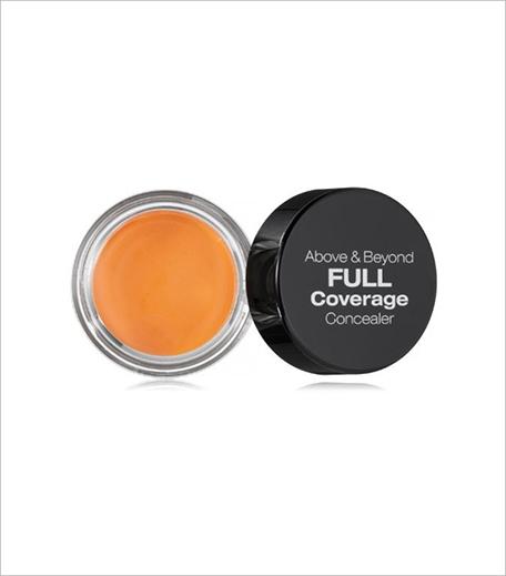 NYX Cosmetics Concealer Jar Orange_Hauterfly
