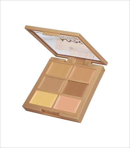 Nyx Cosmetics 3C Conceal Correct Contour Palette_Hauterfly