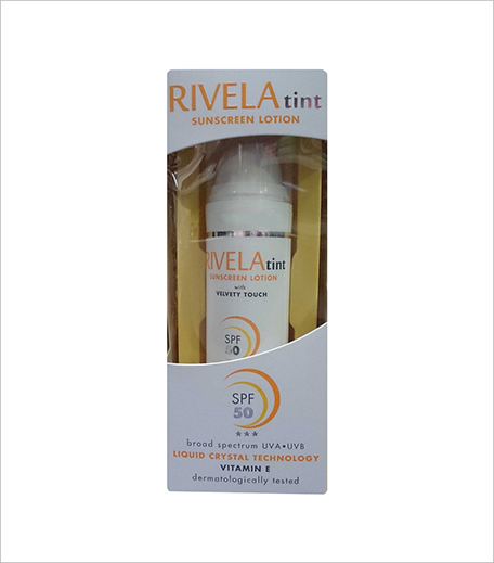 Rivela Tint Suncreen Lotion SPF 50_Hauterfly
