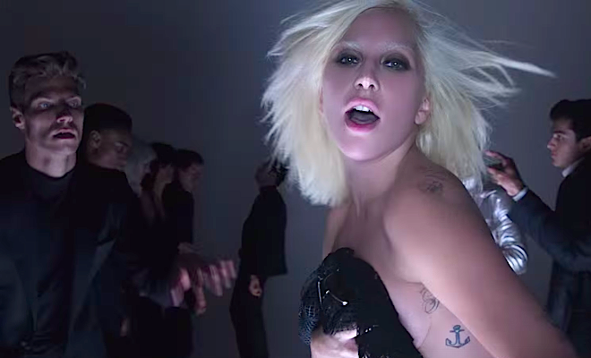 Tom Ford_Lady Gaga_Spring 2016