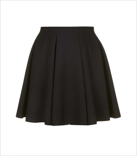 Top shop Box Pleat Flippy Skirt_Hauterfly