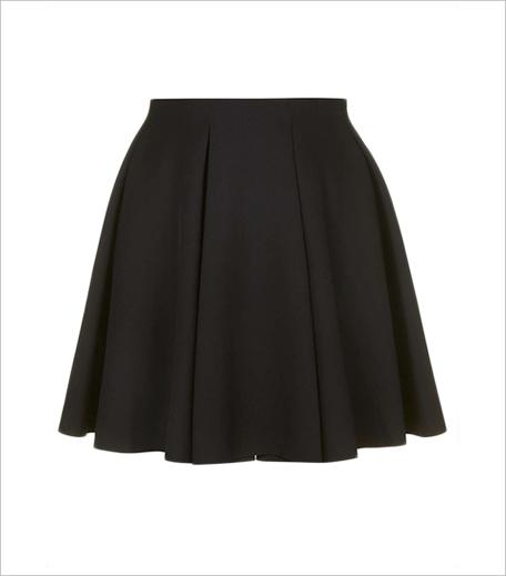 Top shop Box Pleat Flippy Skirt_Hauterfly