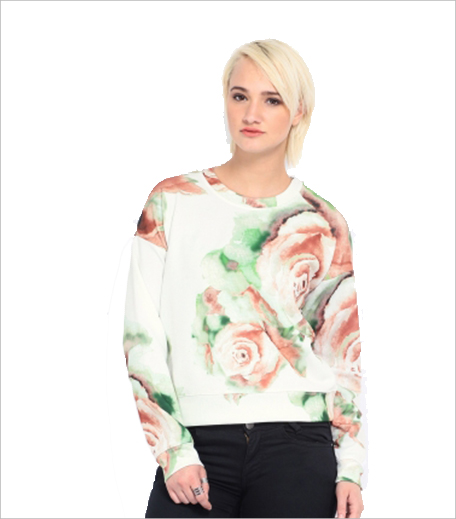 Vero Moda Casual Full Sleeve Floral Print Women's Top_Hauterfly
