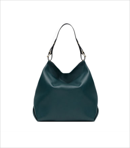 Zara PLAIN BUCKET BAG_Hauterfly