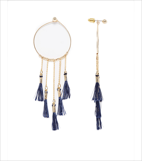 ASOS Fine Tassle Hoop Swing Earrings_Hauterfly