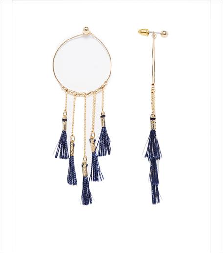 ASOS Fine Tassle Hoop Swing Earrings_Hauterfly