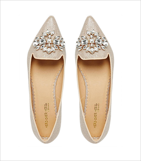 ASOS Head Over Heels Lou Lou Embellished Pointed Flat Shoes_Hauterfly