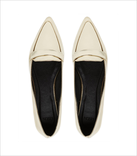 ASOS LEIGH Pointed Ballet Flats_Hauterfly
