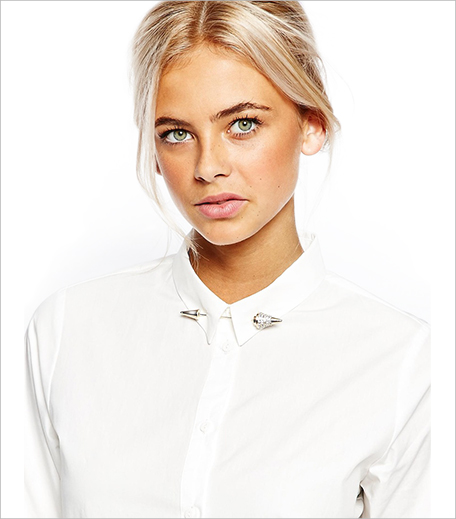 ASOS Oasis Pave Arrow Brooch_Hauterfly