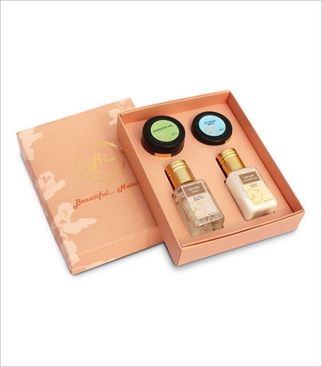 Biobloom Natural Skin Care Gift Box_Hauterfly