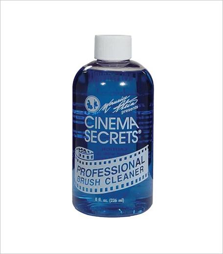 Cinema Secrets Brush Cleaner_Hauterfly