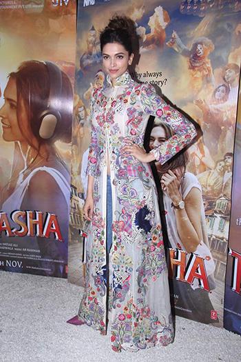 Deepika Padukone Tamasha Promo Weekend Style_Hauterfly