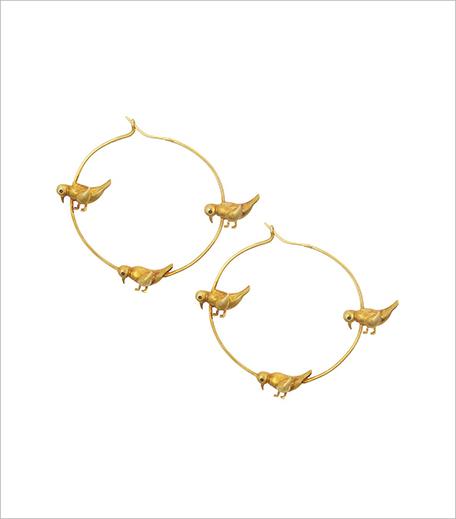 Dhora_Parakeet_Hoop_Earrings_Hauterfly